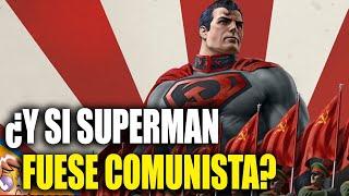 La historia de Superman Red Son(Personaje)-Biografias Banana