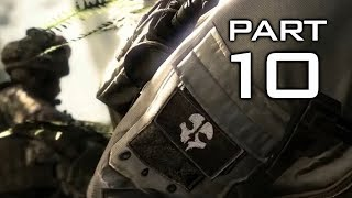 Call of Duty Ghosts Gameplay Walkthrough Part 10 - Campaign Mission 11 - Atlas Falls (COD Ghosts)