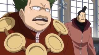 Fairy Tail Episode 6-10: English Dubbed