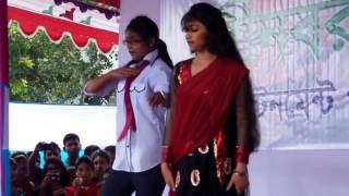 Bogra Cantonment public school & college nobin boron 2014 dance tonni   YouTube