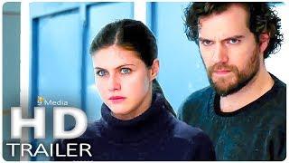 NOMIS Official Sneak Peek Trailer (2019) Alexandra Daddario, Henry Cavill Action Thriller Movie HD
