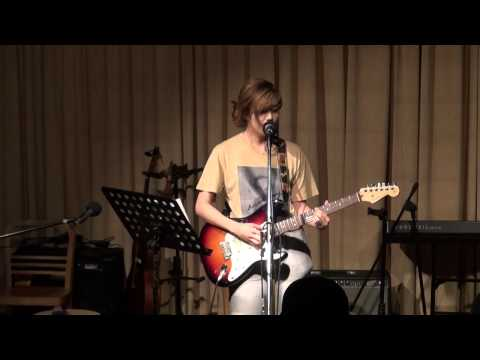 20150731 Sarah Lee 'somewhere over the rainbow(Cover)' 초록빛 바다 @Cafe Unplugged