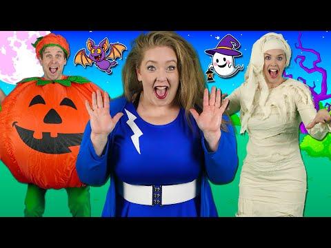 Xxx Mp4 Alphabet Halloween ABC Halloween Song 🎃 Learn The Alphabet Phonics Bounce Patrol 3gp Sex