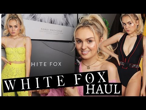 Xxx Mp4 WHITE FOX BOUTIQUE HAUL TRY ON CLOTHING HAUL 3gp Sex