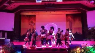 Funky Girls Cheerleader Vidatra - TUMPENGAN 2016