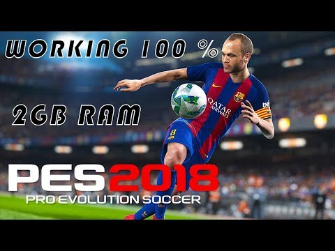 Xxx Mp4 PES 18 WITH 2GB RAM LOW END PC 3gp Sex