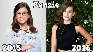 Game Shakers Antes y Después 2016