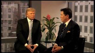 Financial Literacy Video - Donald Trump and Robert Kiyosaki
