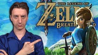 Legend of Zelda: Breath of the Wild Spoiler-Free Review
