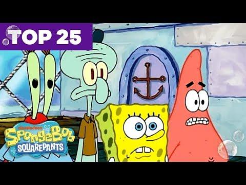 Top 25 Most Underrated SpongeBob SquarePants Jokes 🐟 FunniestFridayEver
