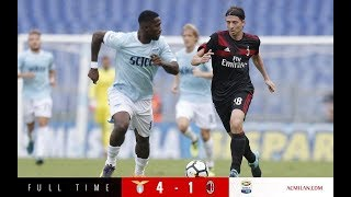 (1st) Lazio vs AC Milan - Full Match | Serie A - 10/09/2017