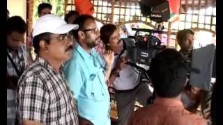 SPANISH MASALA malayalam movie song shoot ...