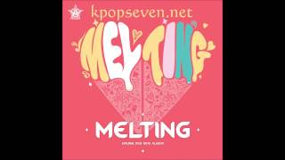 [MP3/DL] HyunA - Ice Cream (2nd Mini Album Melting)