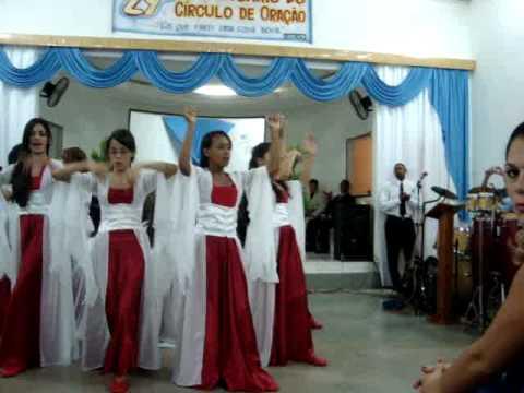 Coreografia Evangélica Shekináh FIDELIDADE Daniele Cristina