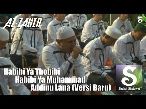 [BARU] Az-Zahir - Addinu Lana | Habibi Ya Thobibi | Habibi Ya Muhammad