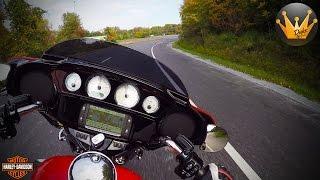 2017 Harley Davidson Street Glide | First Ride