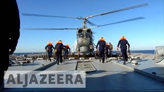 Russia launches Zapad war games on Europe's borders