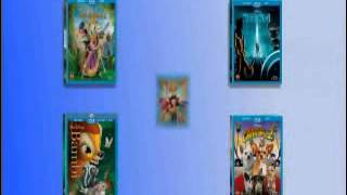 Previews From Walt Disney Animation Studios Short Films Collection 2015 Blu-Ray