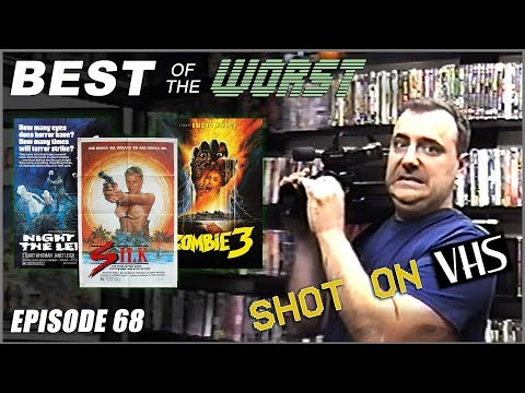 Best of the Worst Night of the Lepus Zombie 3 and Silk