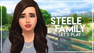 The Sims 4: Steele Family #27 - Engaged!