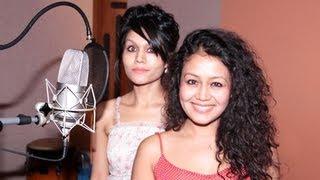 'Surmayi Akhiyon Ka Jaadu' Song Recording By Sonu & Neha Kakkar For Ammaa Ki Boli