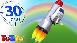 Best Kids Toys | Spaceship |  30 Minutes Special | TuTiTu Specials