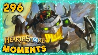 Lottery Winning Unluckiest RNG!!   Hearthstone Daily Moments Ep. 296 (Funny and Lucky Moments)
