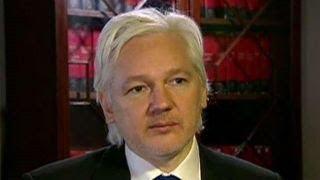 Assange tells congressman Russia wasn