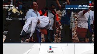 Padre espera que rescaten a su hijo, y encuentran su cuerpo sin vida | Noticias con Ciro