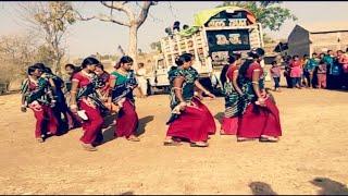 Aadivasi  Dance  Video in Alirajpur  jhabhua District