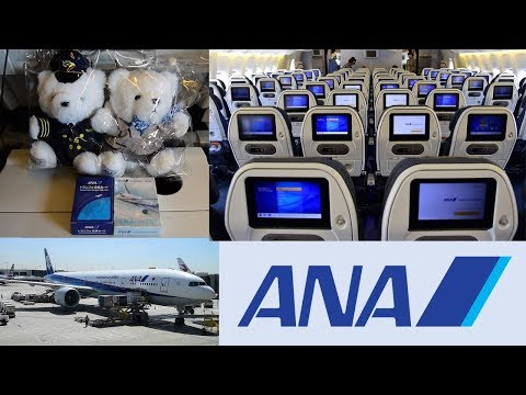 Xxx Mp4 All Nippon Airways Economy 777 300ER LAX To Tokyo Narita 3gp Sex