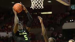 Baylor Basketball (M): Highlights vs. Oklahoma