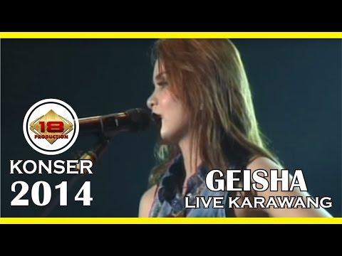 MANTAPP !! SELALU ADA REGGAE DI KONSER GEISHA KARAWANG 2014'' (Live Konser)
