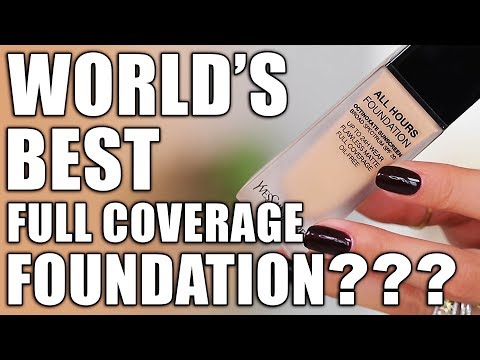 Xxx Mp4 FLAWLESS MATTE FULL COVERAGE FOUNDATION WTF 3gp Sex