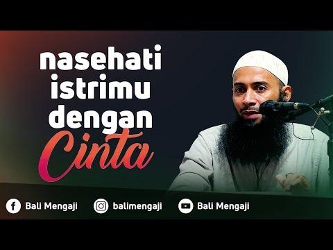 Video Singkat: Nasehati Istrimu Dengan Cinta - Ustadz Dr. Syafiq Riza Basalamah, MA