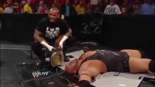 Dean Ambrose,Seth Rollins & Roman Reigns Debut - RAW 19/11/12