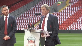 Liverpool Unveil New Kenny Dalglish Stand At Anfield