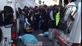 Senegaleses muertos en Florencia