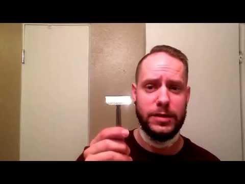 TREND SETTER SHAVING™: 1930 GEM Micromatic single edge razor.