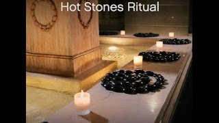 GB Spa - Hot Stones Full Moon Ritual