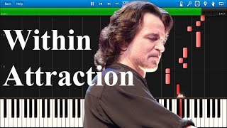 [EXCLUSIVE] Yanni - Within Attraction | Synthesia EASY ٍTutorial