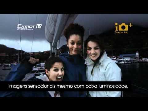 Câmera Digital Sony DSC WX7 Lojas Colombo