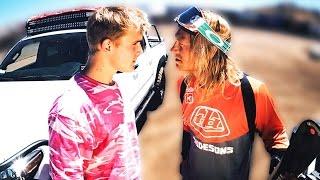 Jake Paul VS Jukka! (WHO