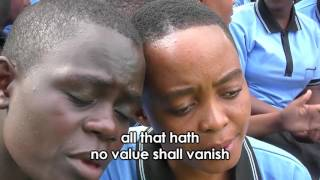 Rodan Schools Choir Mwanza -Atafuta Machozi