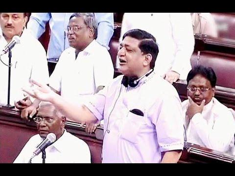 MP Naresh Agarwal Speech overwhelmingly Smiling Modi