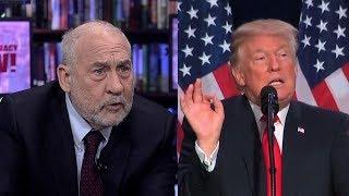 Nobel Prize-Winning Economist Joseph Stiglitz: Trump Tax Plan to Worsen Inequality, Expand Loopholes