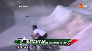 LOS BICIVOLADORES #TELENOCHE