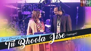 TU BHOOLA JISE - Live in Concert - Dubai - ULFAT Unplugged ft. Abhijit Sen & Rupali Rakshit