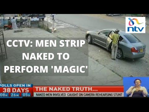 Xxx Mp4 CCTV Footage Reveals How Witchcraft Stunt Was Stagemanaged 3gp Sex