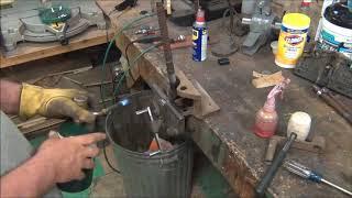 Columbian Woodworking Vise Restoration - Part 3